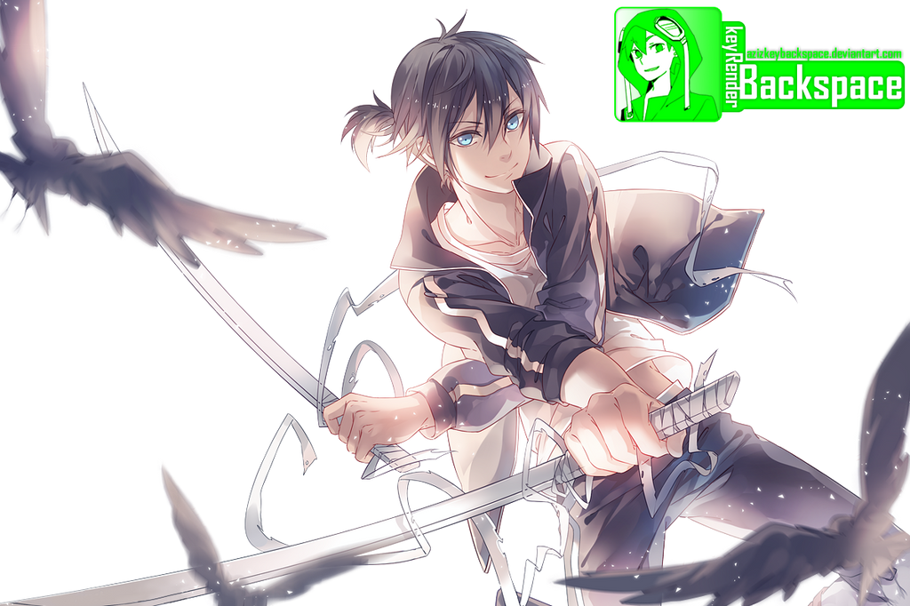 [Commandes] Kit Forum x 2 Yato__noragami____render_by_azizkeybackspace-d7rnzi8