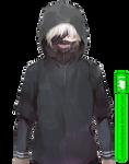 Kaneki Ken (Tokyo Ghoul) #6 - Render