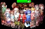 Kagerou Project - Render v3
