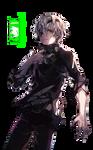 Kaneki Chain (Tokyo Ghoul) - Render v2