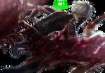 Centipede Kaneki (Tokyo Ghoul) - Render