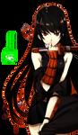 Akame (Akame ga Kill!) - Render v2
