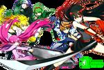 Night Raid (Akame ga Kill!) - Render