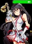 Akame (Akame ga Kill!) - Render