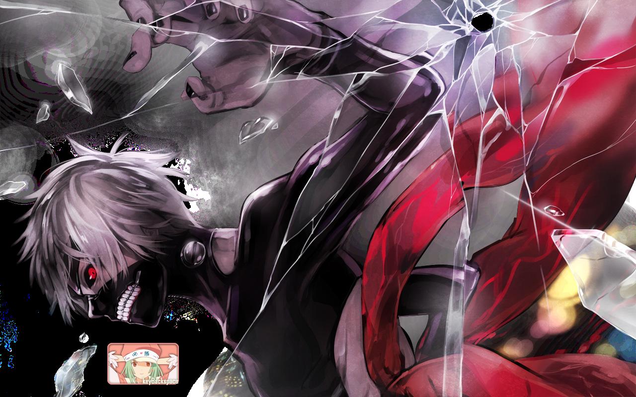 Kaneki (Tokyo Ghoul) - Render