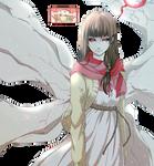 Fueguchi Ryouko (Tokyo Ghoul) - Render v1