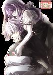 Kaneki Rize (Tokyo Ghoul) - Render