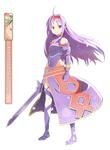 Yuuki Konno (Sword Art Online II) - Render