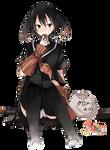 Kurome (Akame ga Kill!) - Render