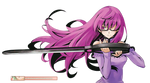 Sheele (Akame ga Kill!) - Render