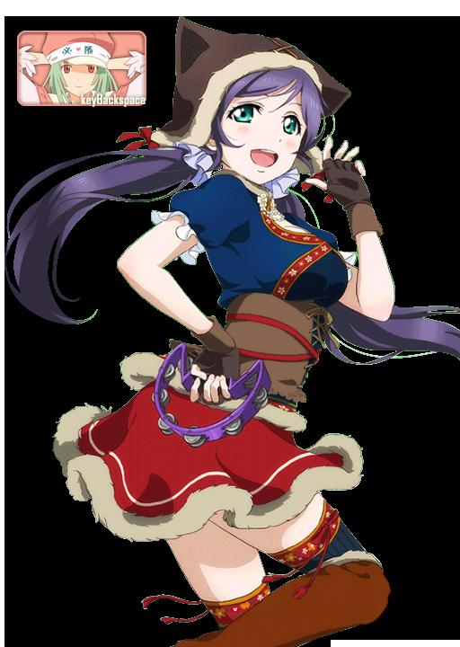 nozomi toujou