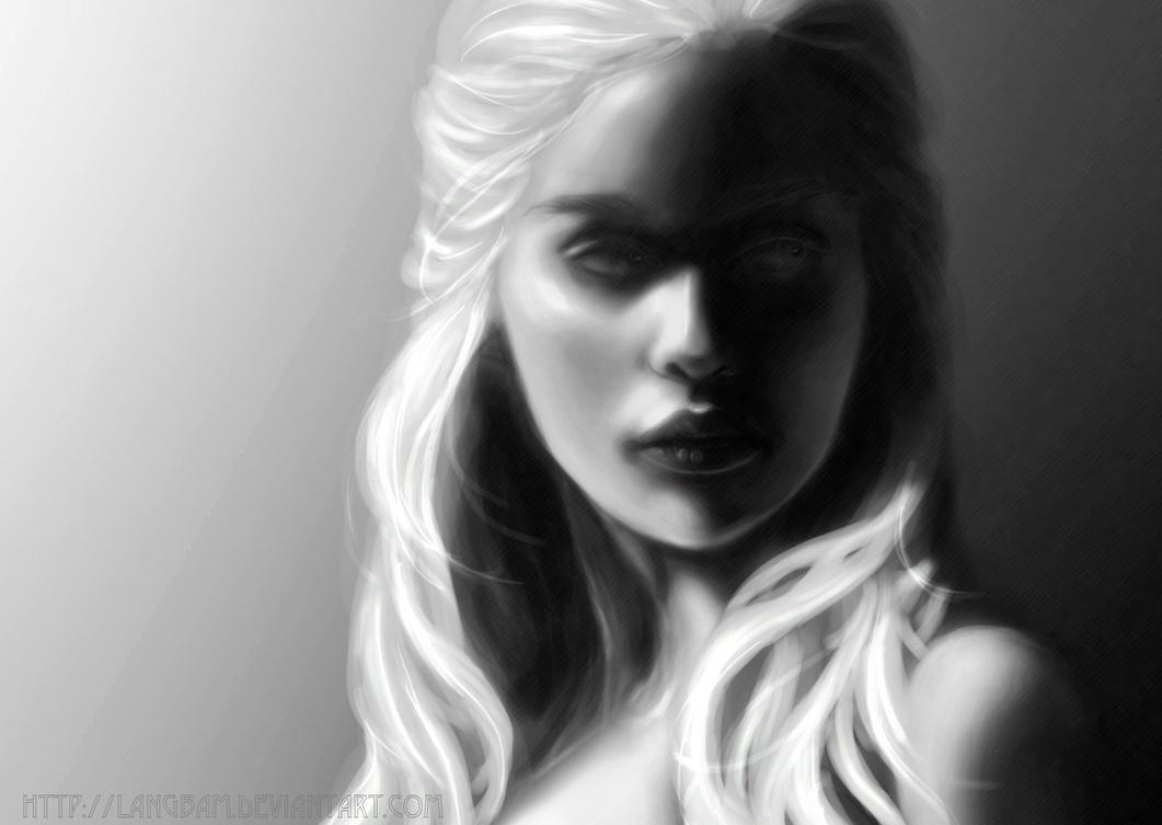 Daenerys [Fanart] by LangBam