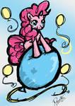 Pinkie's Balloon