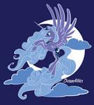 Princess Luna in the Light