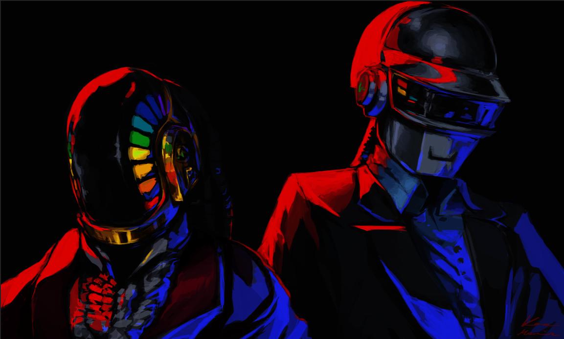 Daft Punk - Discovery Era by Meanira on DeviantArt