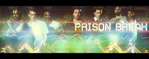 prison break by CoolSilence