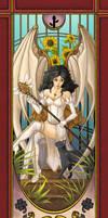 Queen Of Wands Final