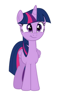 Vector - Twilight Sparkle #2