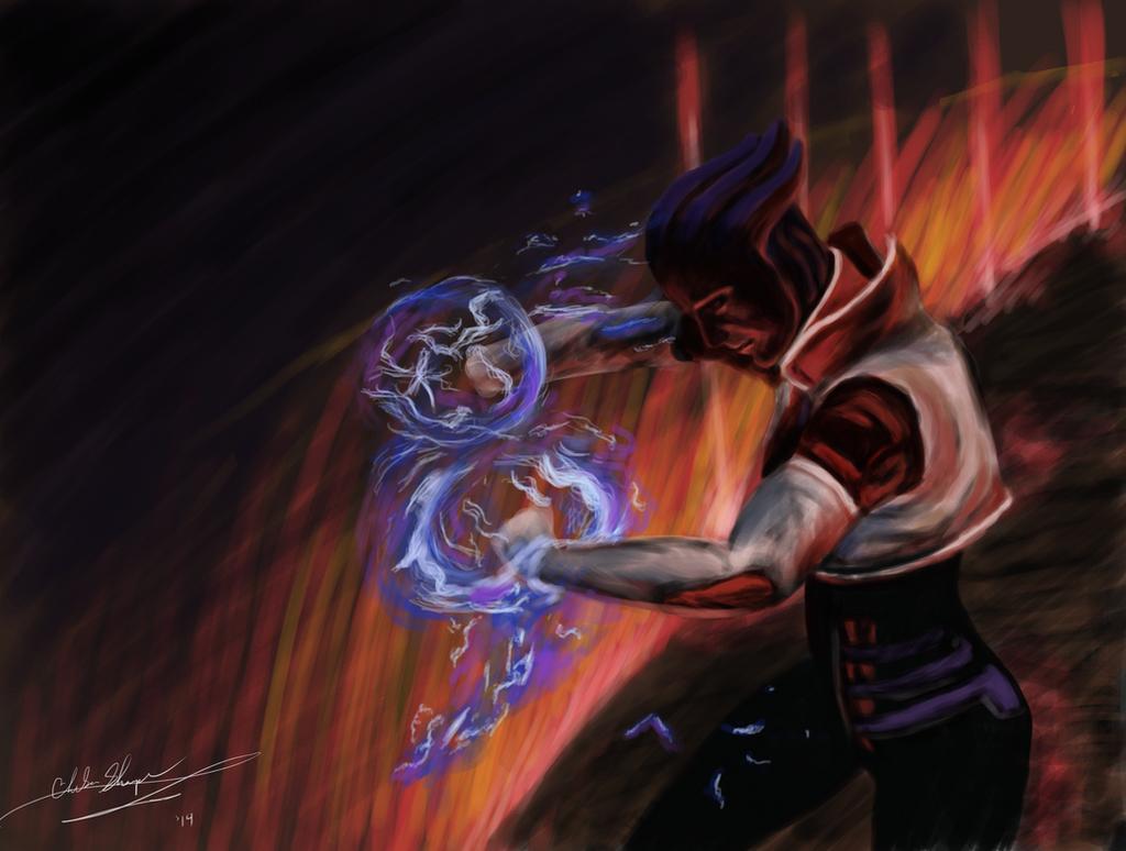 Biotic Boss by Nighthawk42