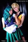 Sailor Uranus Neptune LOVE