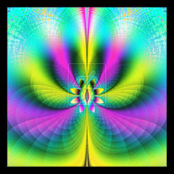 Flower of Life Psychedelia