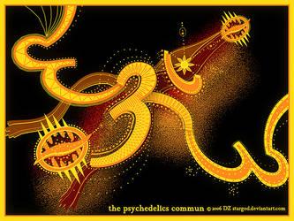 OM Namah Shivaya by psychedelics