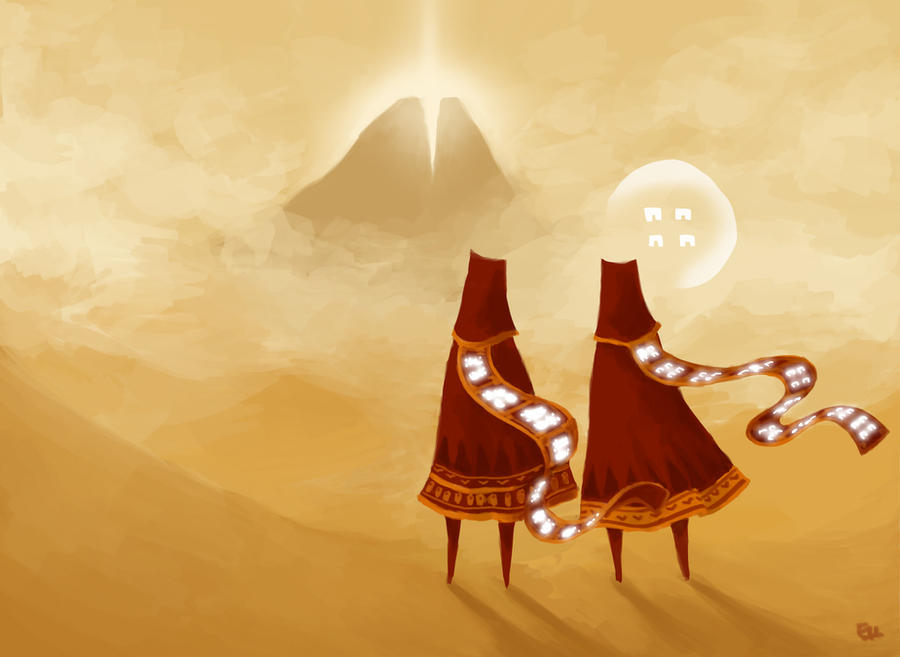 Images Of Journey Ps3 Wallpaper Hd