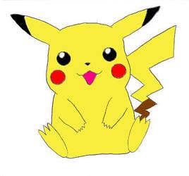 Pikachu by Lord-Karsus