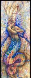 Gaudi dragon by queerartist