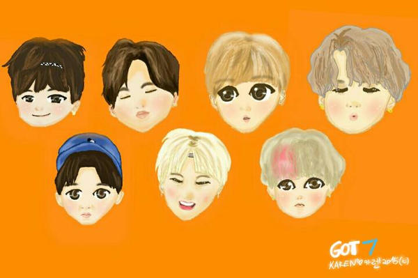 Just Right Got7 By Seouldramaqueen