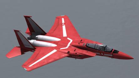 VF-1J Miriya Sterling Livery for F-15C