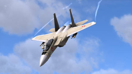 VF-1A Serial Production Livery for F-15C