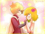 Golden y Chica Otra version del suenho de Fox