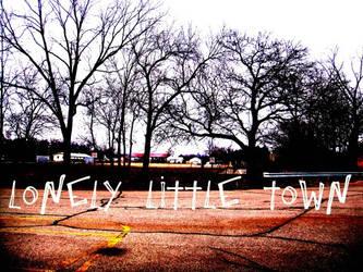 Lonely Little Town by xXOnlyAubsiiXx
