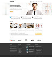 Incredible - Business Template by eXorcist-pl