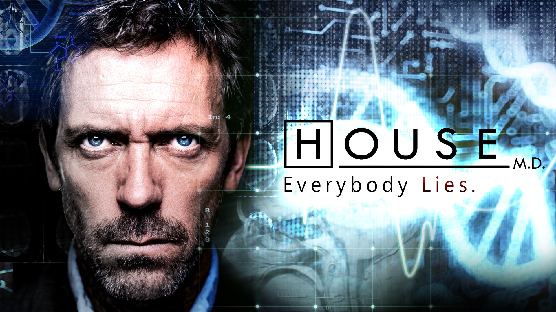 house m d fanmade wallpaper by phunls on deviantart dr house fanartikel