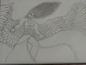 Resto Angel Attempt by Intet22