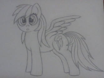 Rainbow Practice Sketch by Intet22