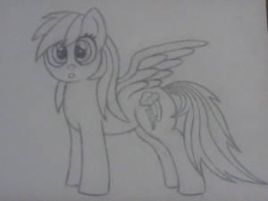 Rainbow Practice Sketch