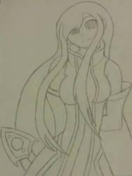 Tear Sketch 2 by Intet22