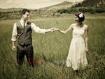 Mountain Wedding by PenelopeT