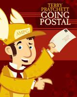 Going Postal Moist Von Lipwig by raisegrate