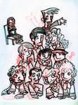 Doctor Whoman Pyramid