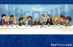 Doctor Who The ULTIMATE SUPPER!