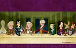 Doctor Who THE ALTERNATE SUPPER