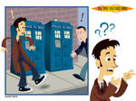 The Two Doctors Who Wallpaper