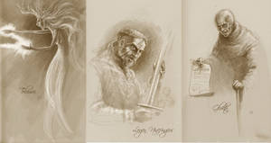 Sketches by MATArt