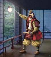 Samurai by MATArt