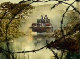 Tiger tank by MATArt