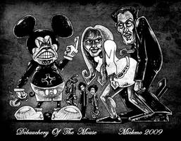 Debauchery Of The Mouse by mickmoart